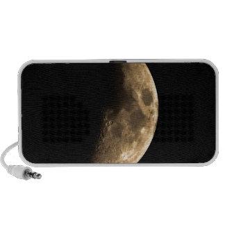Half Moon Mp3 Speakers