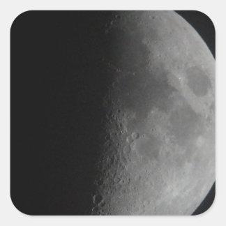 Half-Moon Sticker