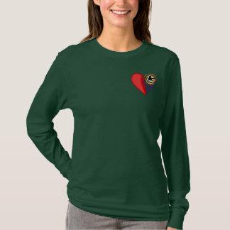 Half My Heart - USS Louisville T-Shirt