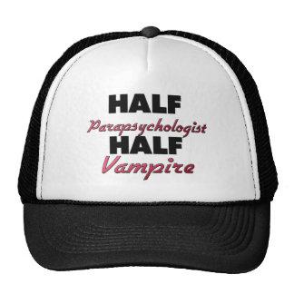 Half Parapsychologist Half Vampire Hat