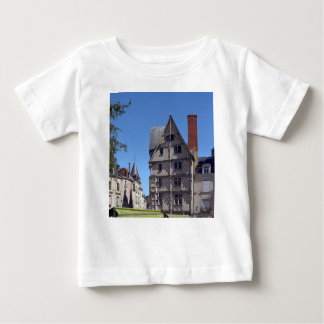 Half-timbered house in Angers Baby T-Shirt