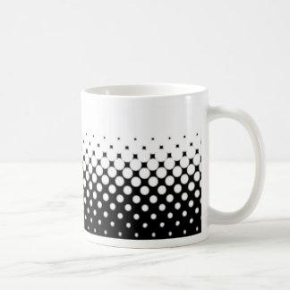 Half Tone Coffee Mug