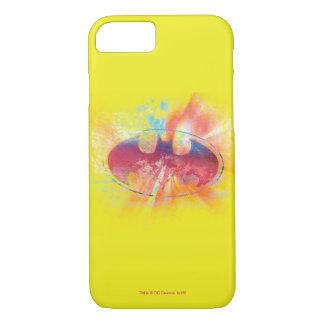 Half-Tone Dot Bat Symbol iPhone 8/7 Case