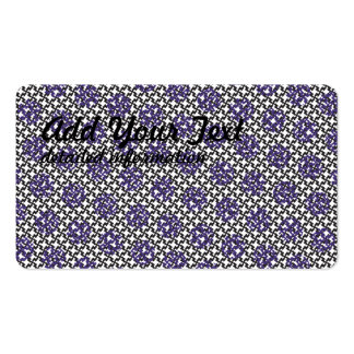 half tone movement pack of standard business cards