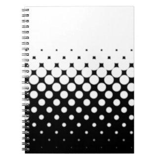Half Tone Notebooks