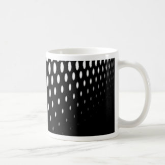 Half Tone Perspective Coffee Mug