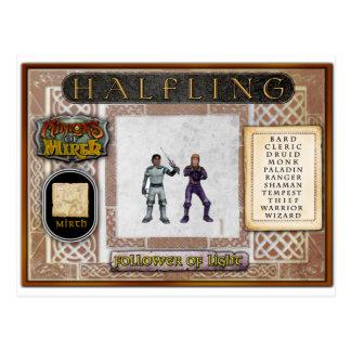 Halfling Card