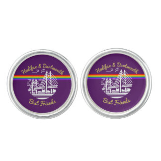 Halifax Dartmouth best friends N.S. cuff links