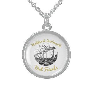 Halifax Dartmouth best friends N.S. necklace
