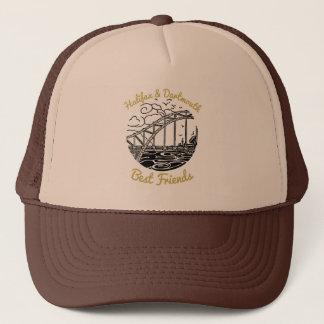 Halifax Dartmouth N.S. Best Friends hat brown