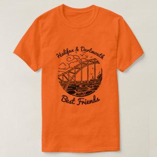 Halifax Dartmouth Nova Scotia Best Friends shirt