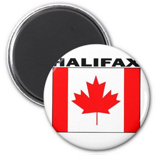 Halifax, Nova Scotia Magnet