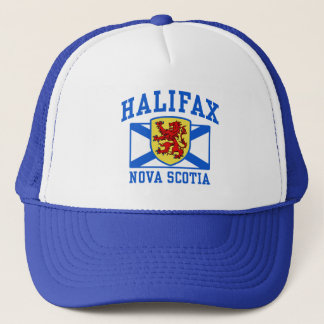 Halifax Nova Scotia Trucker Hat