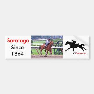 Hall of Fame Jockey Alex Solis Bumper Sticker