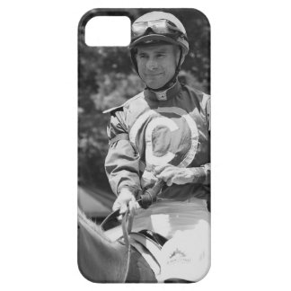 Hall of Fame Jockey Alex Solis iPhone 5 Case