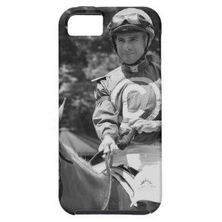 Hall of Fame Jockey Alex Solis iPhone 5 Case