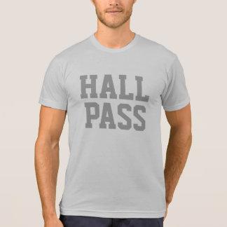 hall pass Funny hoodie design