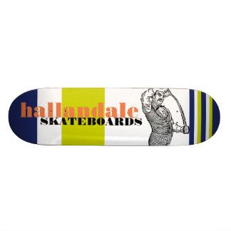 Hallandale Skateboard Deck