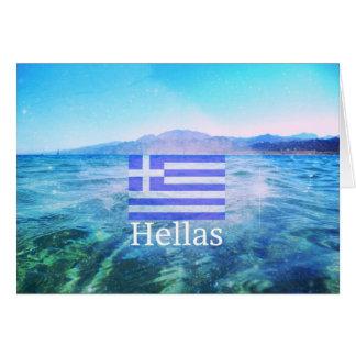 Hallas Card