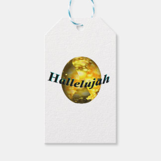 Hallelujah Gift Tags