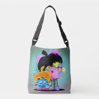 HALLOCOURGETTE MONSTERS TOTE BAG