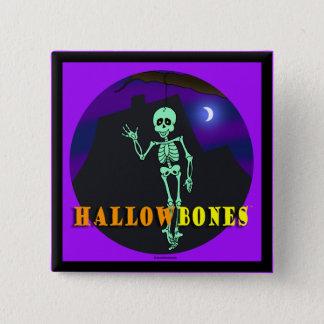 HALLOWBONES Store Logo Button