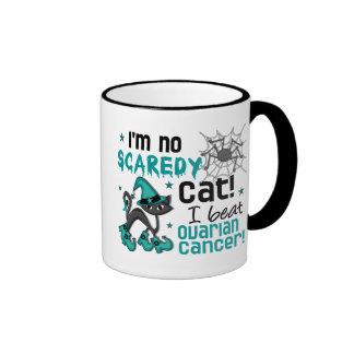 Halloween 2 Ovarian Cancer Survivor Mug