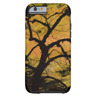 Halloween Apple Tree Tough iPhone 6 Case
