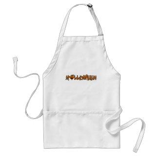 halloween adult apron