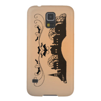 Halloween Art Galaxy S5 Case