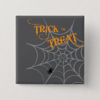 Halloween Badge | Trick or Treat