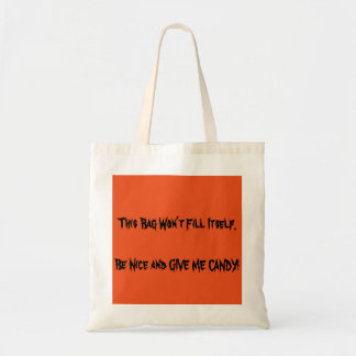 Halloween Bag for Trick-or-Treating