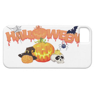 Halloween Barely There iPhone 5 Case