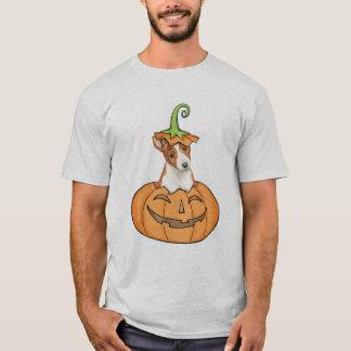 Halloween Basenji T-Shirt