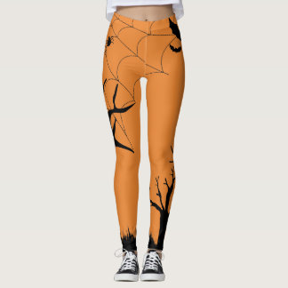 Halloween basic Deko Leggings