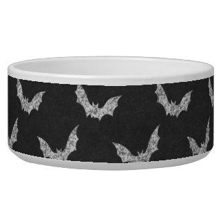 Halloween Bat Chalkboard Pattern