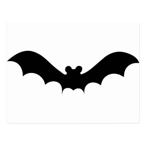 Halloween Bat Post Cards