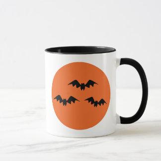 Halloween Bats Mug