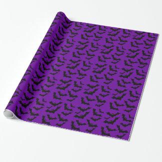 Halloween bats pattern