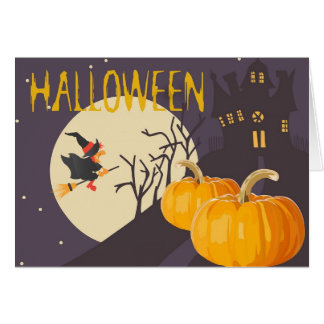 Halloween Best Witches Card