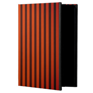 Halloween Black and Orange striped Case For iPad Air
