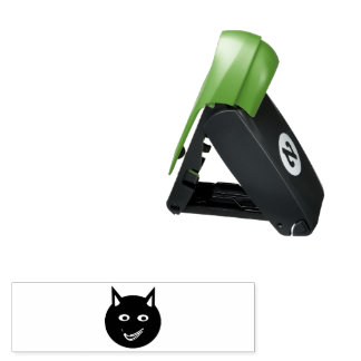 Halloween Black Cat Pocket Stamp