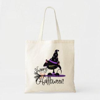 Halloween Black Cat Trick or Treat bag!