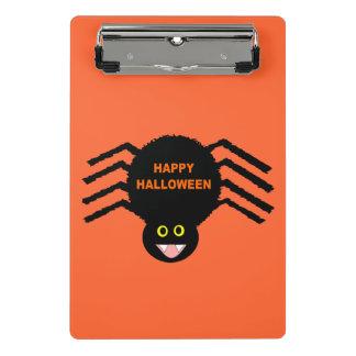 Halloween Black Spider Mini Clipboard