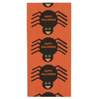 Halloween Black Spider USB Drive