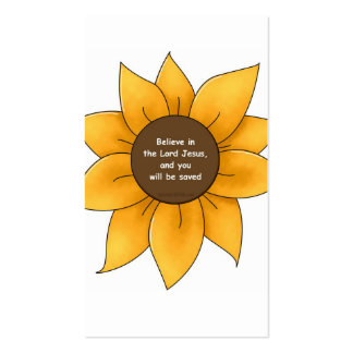 Halloween Blessings for Trick or Treaters 3 Pack Of Standard Business Cards