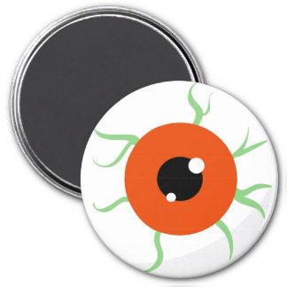 Halloween Bloodshot Eyeball Magnet