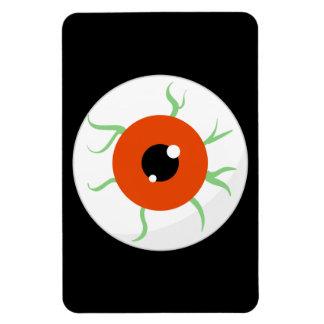 Halloween Bloodshot Eyeball Flexible Magnets