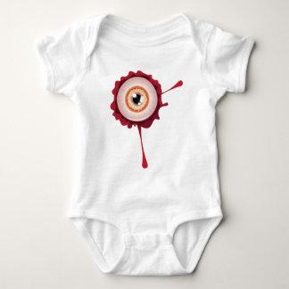 Halloween Bloody Eyeball2 Baby Bodysuit