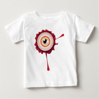 Halloween Bloody Eyeball2 Baby T-Shirt